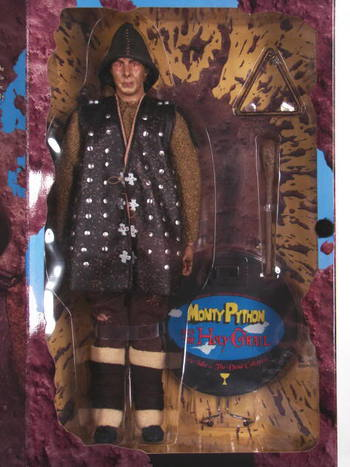 """Sideshow 12"""" Monty Python The Dead Collector MIB #S-01MP"""