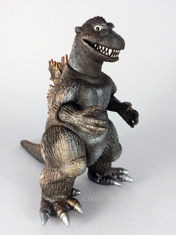"Marusan Toys Toho 9"" Figure USA Version Soft Vinyl 1954 Godzilla #MAR-002"