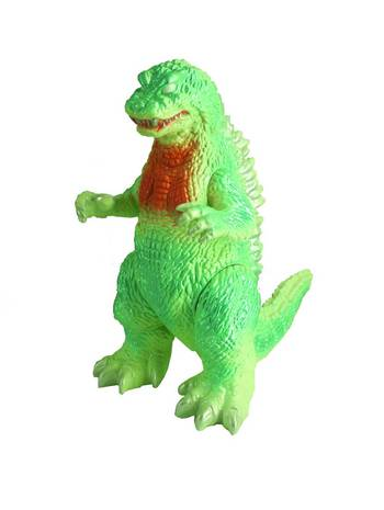 Medicom Toys Godzilla Vinyl Wars Sofubi Wave 9 Action Figure Made in Japan #DEC148654