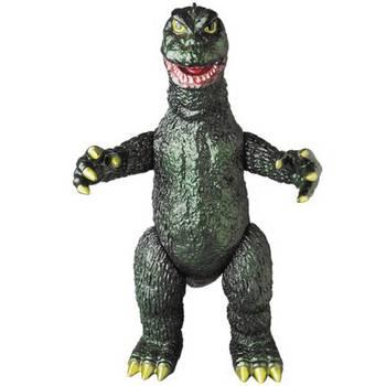Medicom Toys Godzilla Vinyl Wars Sofubi GMK Action Figure Made in Japan #APR158646