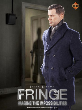 "DID Fewture Art Storm 1/6 Scale 12"" Fringe TV Series Peter Bishop Action Figure #Fringe-TV-P"