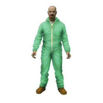 "Mezco Breaking Bad Walter White With Hazmat Suit 6"" Collectible Action Figure  #75120"