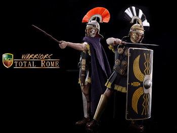 """ACI Warriors Total Rome 1/6 Scale 12"""" Roman Centurion Primus Pilus Figure ACI05A #ACI51A"""