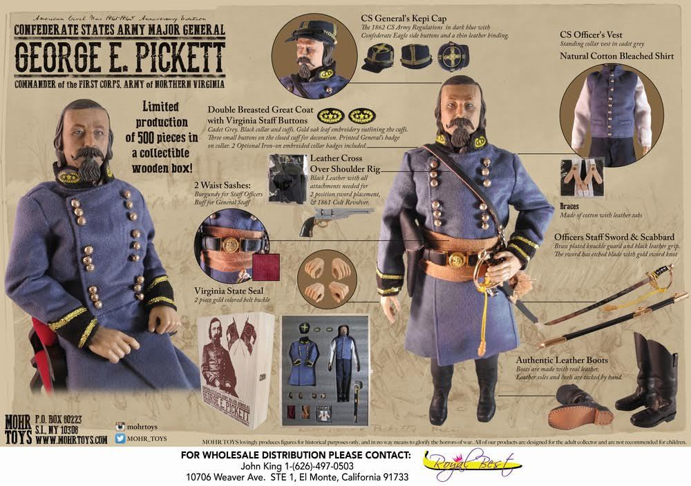 """1//6 SCALE ACCESSORY NEW US CIVIL WAR UNION ARMY KEPI HAT FOR 12/"""" ACTION FIGURE"""