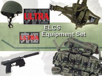 "Dragon 1/6 Scale 12"" USMC ELCS Equipment Set 2 71178 #71178"