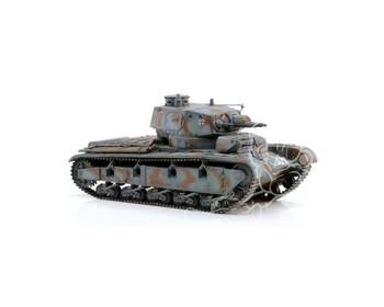 ACI Toys 1//144 scale WWII German Panzer Tank Crew Michael Wittmann Set 2