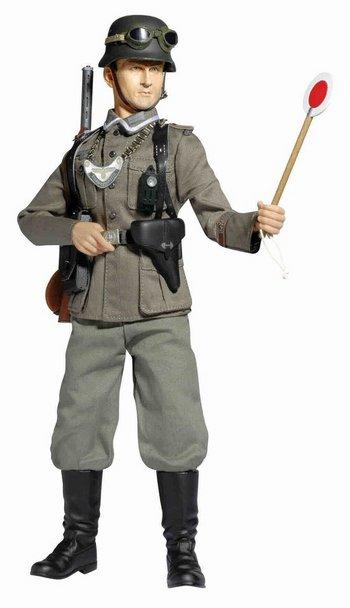 """Dragon Models 1/6 Scale 12"""" WWII German Soldier Feldgendarme Bruno Schott 70770 #70770"""