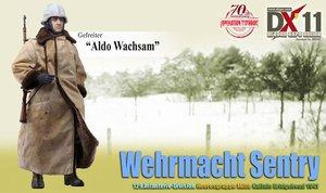 """Dragon Model DX-11 WWII German Soldier 1/6 Scale 12"""" Aldo Wachsam Wehrmacht Sentry 70833 #70833"""