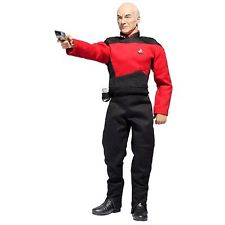 "Dragon 1/6 Scale 12"" Star Trek The Next Generation Jean-Luc Picard Figure 73136 #73136"