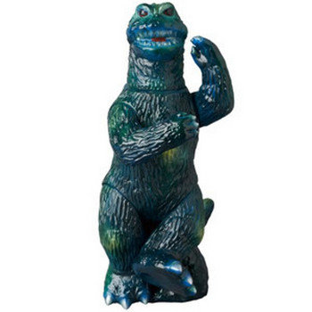 Medicom Toys Marusan Vinyl Wars Shee Godzilla Sofubi Action Figure Made in Japan #OCT148169