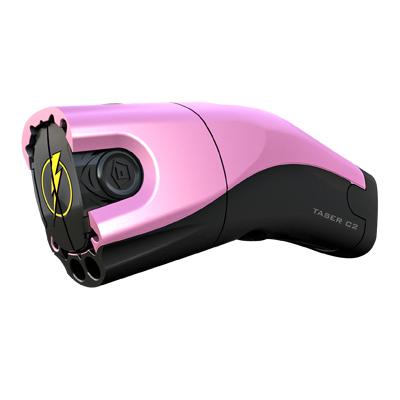 TASER® C2 Metallic Pink with integrated Lasersight #31090