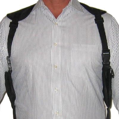 Free TASER® Shoulder Holster #44999