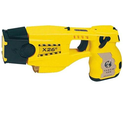 TASER® X26C Yellow #26010