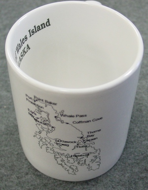 CH112.Custom -11oz. White C-Handle Mugs - Custom CH112.Custom