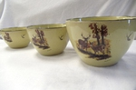 LC10277.LWC - Lodge Collection Landscape Whitetail Deer Couple 3pc Serving/Mixing Bowl Set LC10277.LWC