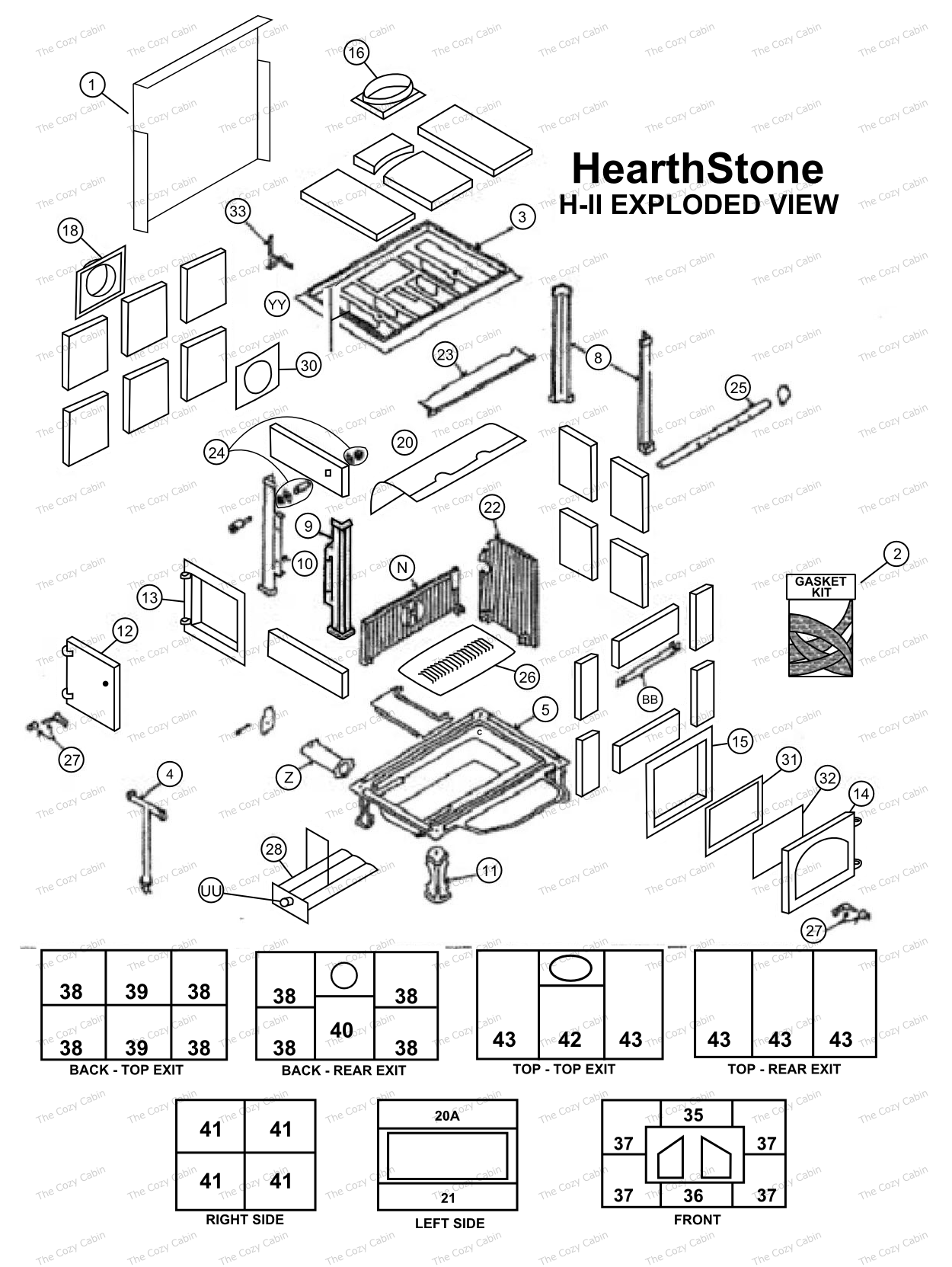 Hearthstone Homestead Parts   Flisol Home