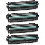 HP 655A 656X Toner Cartridge Compatibles For For Use in M652 M653 MFP M681 M682 LT450A