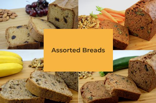ASSORTED BREADS 40014