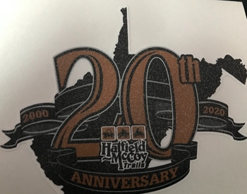 20TH Anniversary Decal #2020