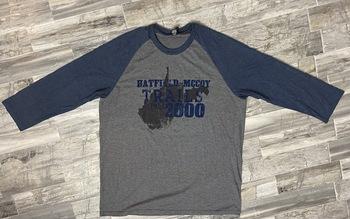 Blue Baseball Jersey #612