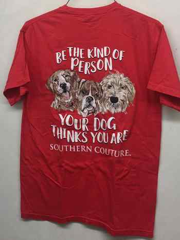 Be the Kind of person your dog thinks you are #SC-112