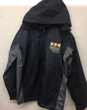Navy Windbreaker 225