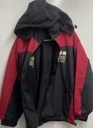 Black & Red Water Resistant Reversible Jacket 227