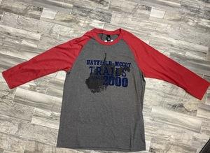 Red Baseball Jersey 611