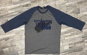 Blue Baseball Jersey 612