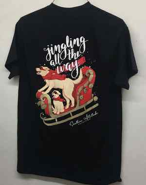 Jingling All the Way - short sleeve C-110