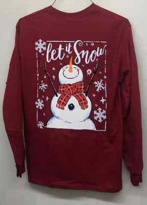 Let it snow C-107
