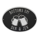 Beer Mugs Plaque 5812