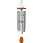 Woodstock Amazing Grace Chime with Memorial Urn 5822