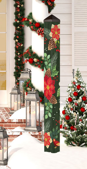 "Studio M 60"" Boho Christmas Art Pole 7000"