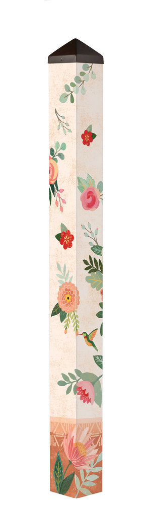 "Studio M 60"" Terra Flora Art Pole 7016"