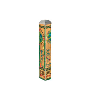 """Studio M 10"""" All In This Together Mini Art Pole PL5092"""