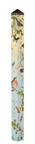 Studio M 6' Love and Blessings Art Pole 5903