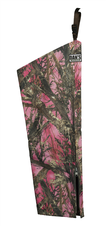 High N Dry Chaps in Pink Camo #604-CPK
