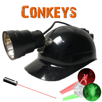 Coon Hunting Light #Coon-Hunting-Light