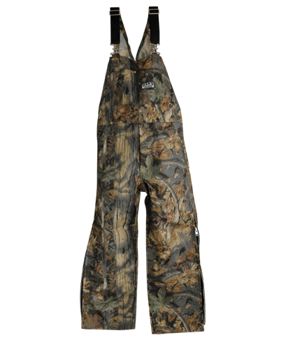 Dan's High-N-Dry Bibs in Camo or Brown 315-CM