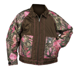 Sportswoman's Choice Coat with Pink Camo 401-CPK