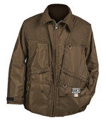 Dan's Briar Game Coat in Brown 423-BR