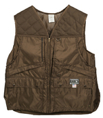 Dan's Briar Game Vest in Brown 424-BR