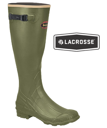 LaCrosse Burly Classic Knee Boot- Non Insulated with Chaps 7160Chaps