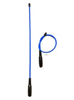 "Blue 14"" Flexible Antenna Blue-14-Flexible-Antenna"