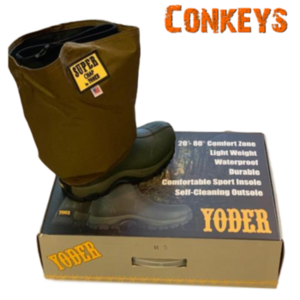 Cougar Boot with Yoder Chaps Cougar-Boot-with-YoderChaps