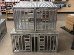 Conkey's Aluminum Dog Boxes DB