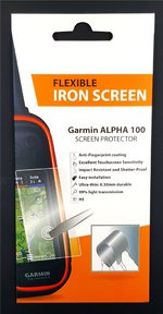Flexible Iron Screen for Alpha Flexible-Iron-Screen-Alpha