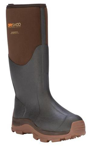 Dryshod Boots with Yoder Chaps Dryshod-Boot-with-Yoder-Chaps