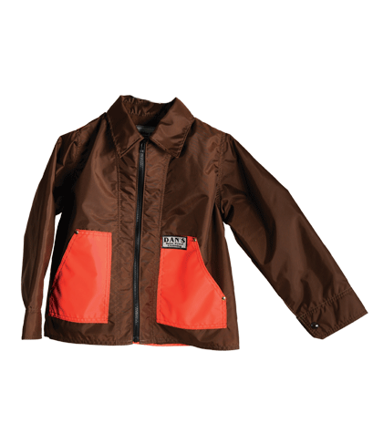Kid's Coat with Game Bag K-405